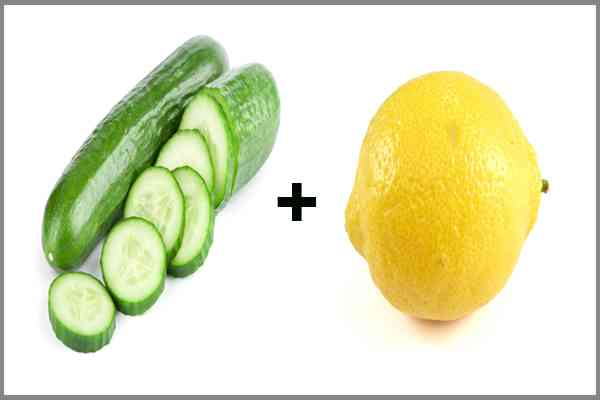 Mentimun dan Lemon