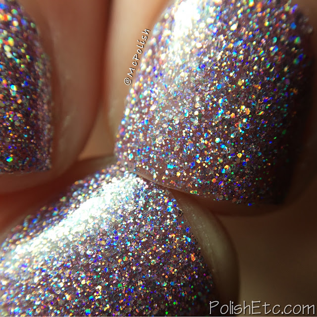 KBShimmer - Mega Flame Collection - McPolish - Things That Make You Go Bloom