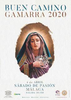 La Virgen del Buen Camino de Gamarra procesionará en la mañana del Sábado de Pasión