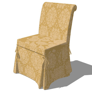 Sketchup - Chair-038