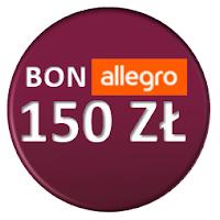 Money mania 14 - bon 150 zł Allegro Konto Jakże Osobiste Alior Bank