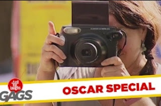 Funny Video – The Oscars – Best Of Just For Laughs Gags