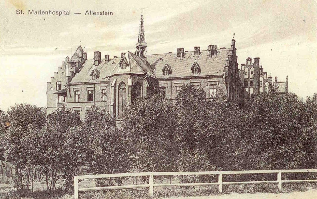 Mariańska, Olsztyn, Polska