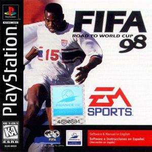Baixar FIFA: Road to World Cup 98 – PS1