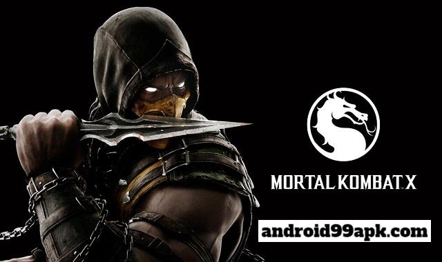 لعبة Mortal Kombat X v2.4.1 مهكرة كاملة (بحجم 1020 GB) للأندرويد