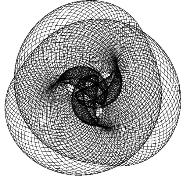 Spirographe en ligne : résultat numéro 4