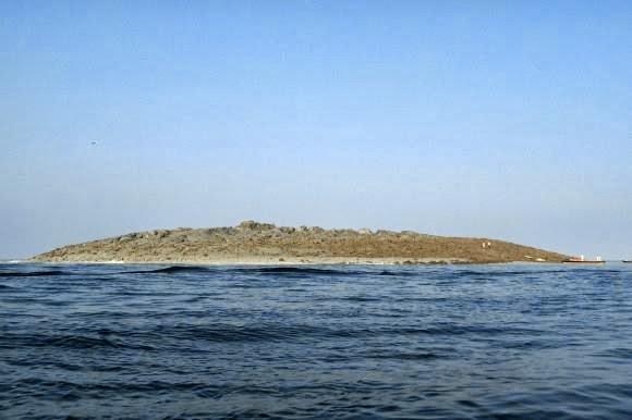 """Új sziget """"született"""" a pakisztáni földrengés hatására"""