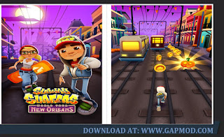 Download Subway Surfers New Orleans Mod Apk