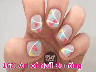 Art of Nail Bunting