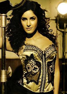 Katrina Kaif in Maxim Magazine