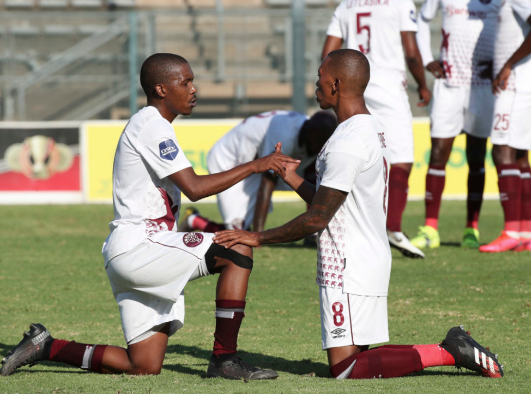 Swallows will look to continue their fine form against SuperSport United on Saturday