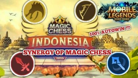Synergy OP Magic Chess 2020