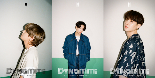 """BTS unveil teaser photos for their upcoming English Single """"Dynamite"""""""