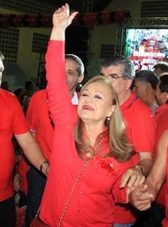 Por doação de terrenos, MP move outra ação contra Fátima Paulino, pede multa e suspensão dos direitos políticos