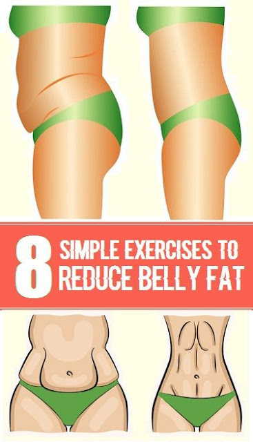 Strong Healthy Woman 8 Simple Exercises To Reduce Belly Fat-3591