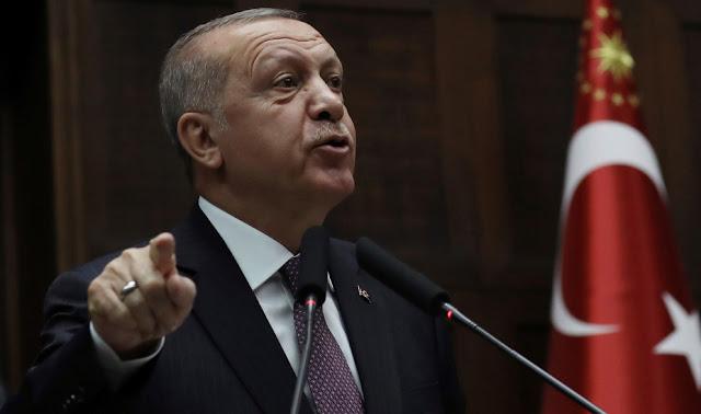 Από ψεύτης σε συκοφάντης, ένας σουλτάνος Ερντογάν δρόμος