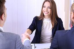 Gestur Tubuh Yang Dilarang Saat Interview Kerja