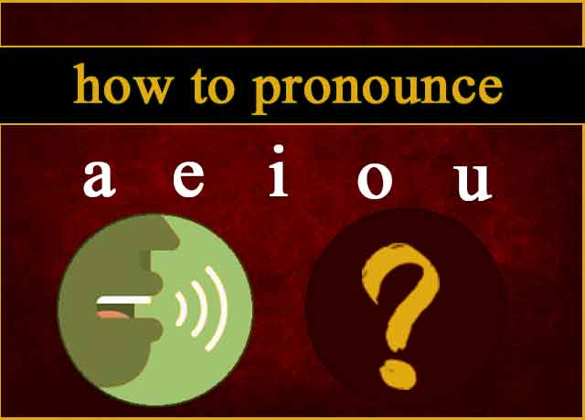 how to pronounce or Pronunciation