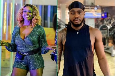 BBNaija: You Only Like Me At Night - Praise Blasts Ka3na After They Had S*x