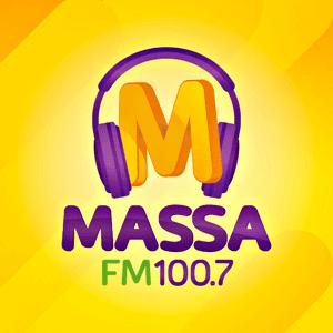 Ouvir agora Rádio Massa FM 100,7 - Ivaiporã / PR