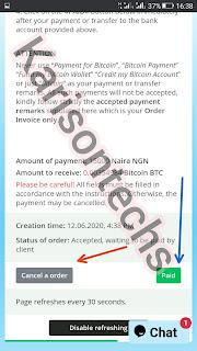 Finalizing Payment truexgold