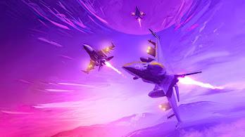 Jet Fighters, Minimalist, 4K, #4.3063