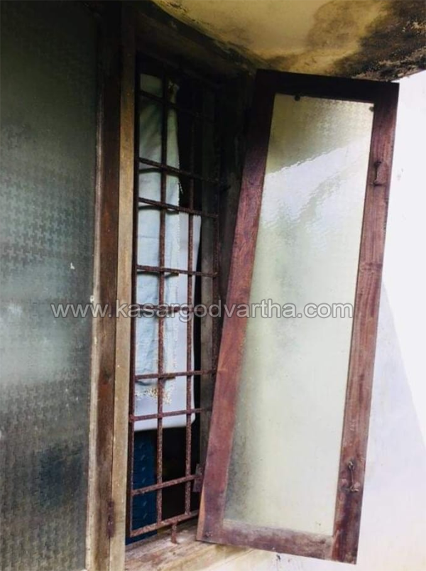 Kerala, News, Mogral Nanki Anganwadi Building in miserable condition