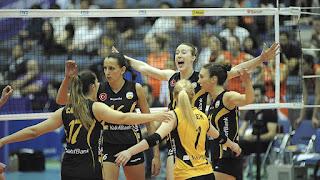 Turkish Vakifbank, Brazilian Rexona-Sesc, volleyball
