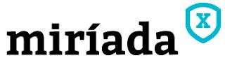 Logotipo Miríada X Cursos Online Masivos Moocs