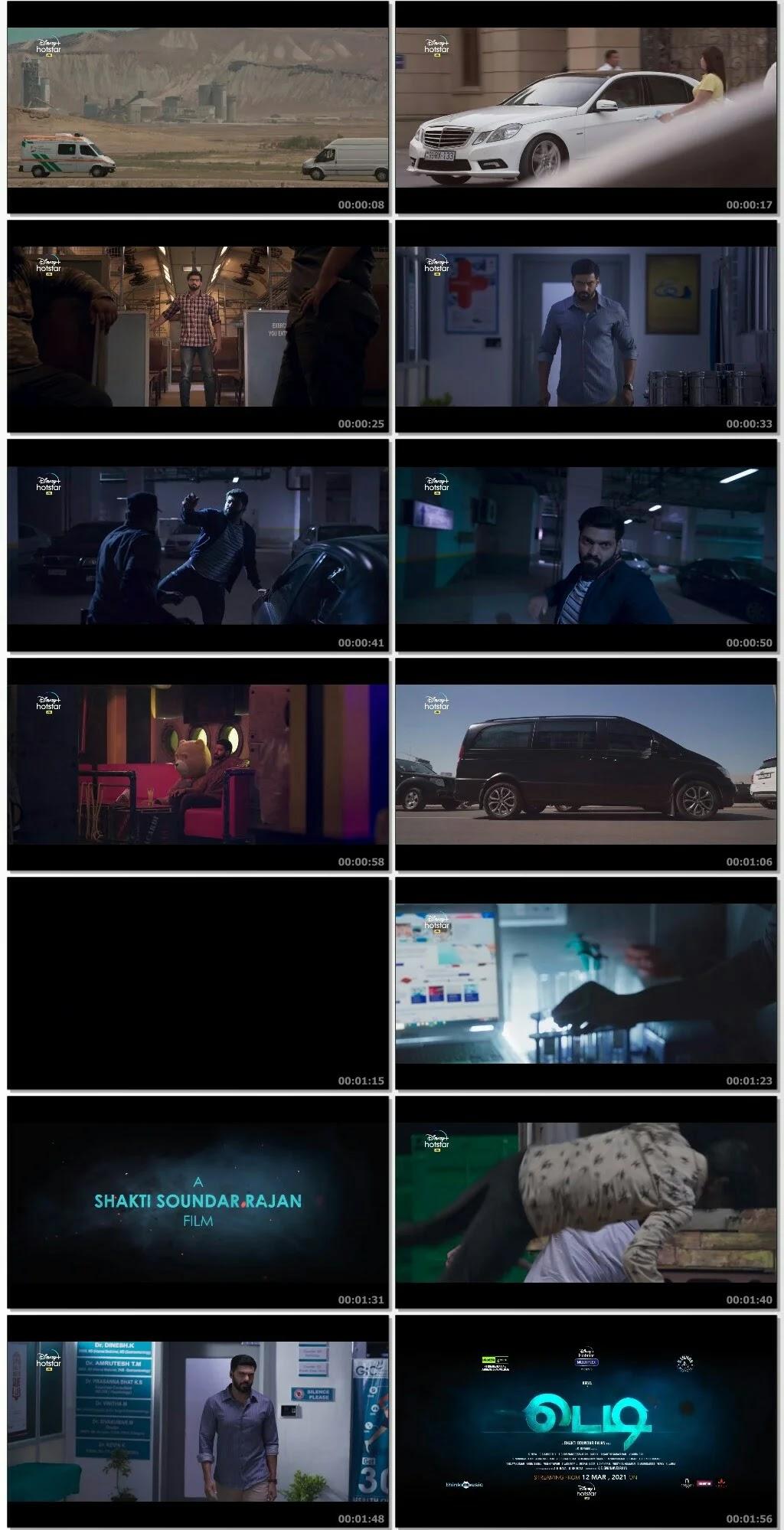 Teddy Tamil movie screenshot nextube.xyz