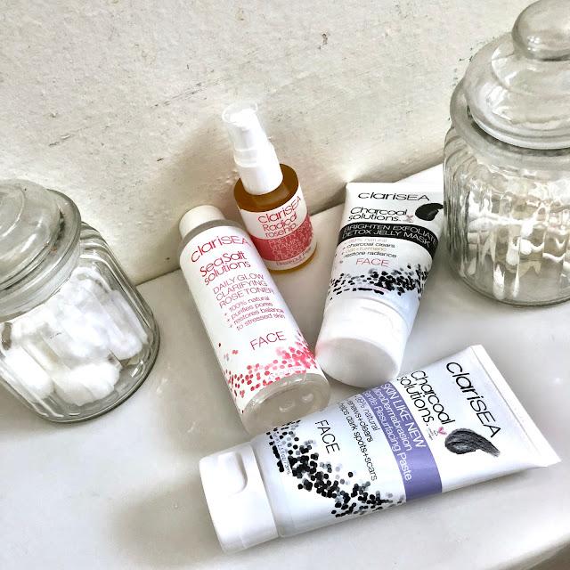 ClariSEA, ClariSEA Charcoal Solutions Brighten Exfoliate Detox Jelly Mask, Palm BFFs, Palm Picks, influencer collaboration, sponsored, skincare, skin care, face mask