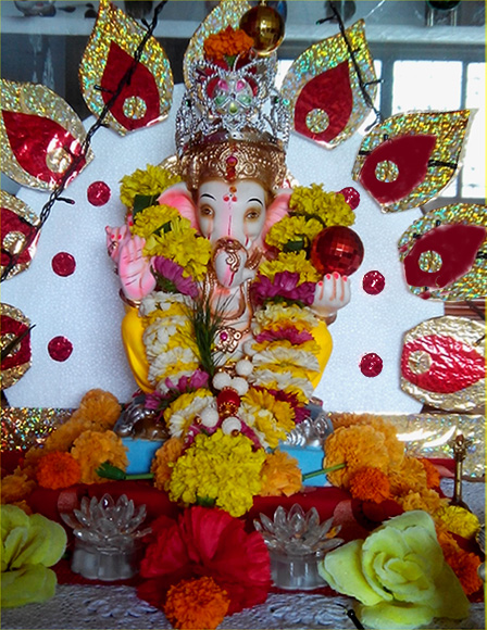Lord Ganesh .......Ganpati Bappa Morya