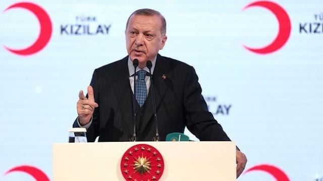 Ερντογάν: Κάποιοι σπρώχνουν την Τουρκία στο ΔΝΤ