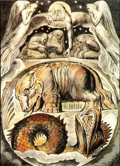 Names of Demons and Their Meaning Behemoth