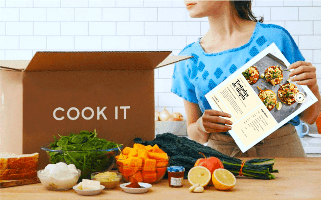 Cook It: The luxury meal prep boxes who saved mom in Ontario and Quebec