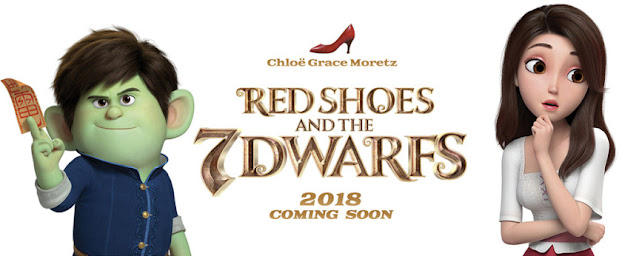 Red Shoes and the Seven Dwarfs (2019) Sinhala Subtitle