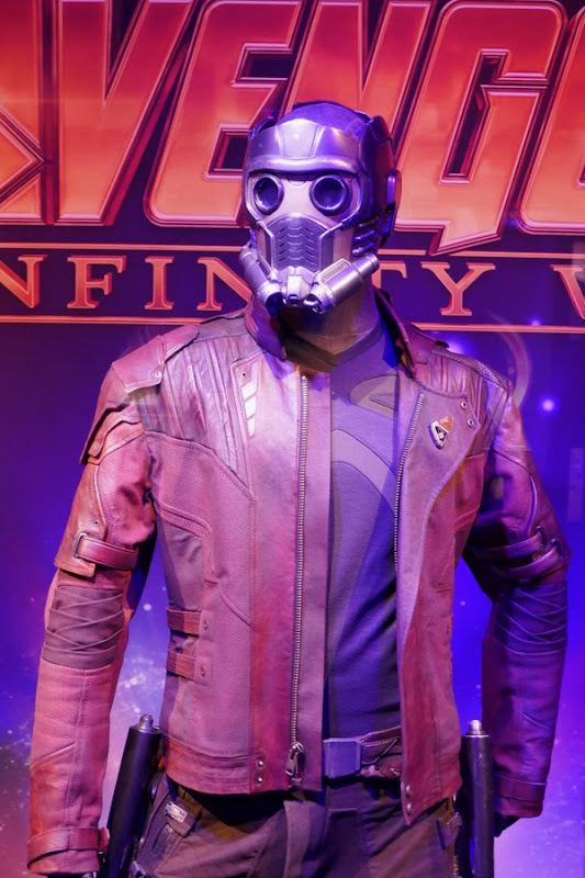 Star-Lord costume Avengers Infinity War