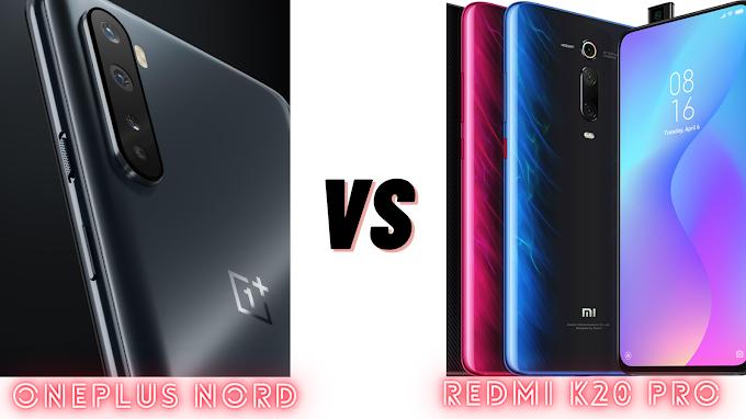 Oneplus Nord vs Redmi K20 Pro: Latest Premium Mid-ranger vs Old Budget Flagship