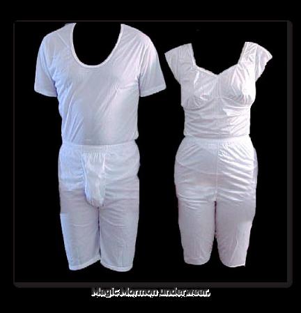 what are mormon magic underpants