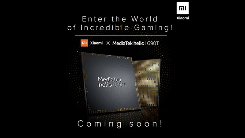 Xiaomi to launch a Helio G90T powered phone, faster than Snapdragon 730!