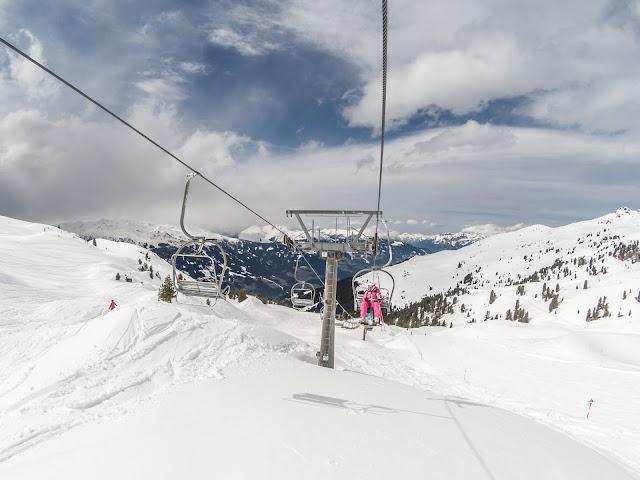Skifahren Zillertal Kaltenbach