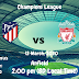 Atletico Madrid vs Liverpool | Uefa Champions League | 12 March, 2020 | Anfield