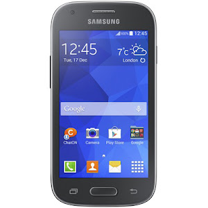 Samsung Galaxy Ace Style front