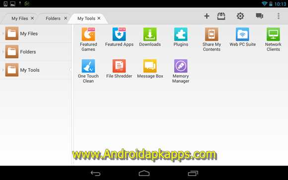 File Expert with Clouds Apk PRO v7.1.7 Android Latest Version Gratis 2016 Free Download