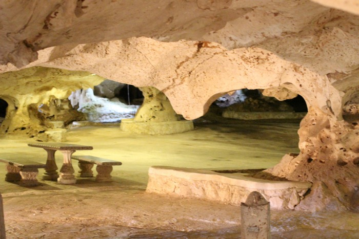 night club in the green grotto caves jamaica