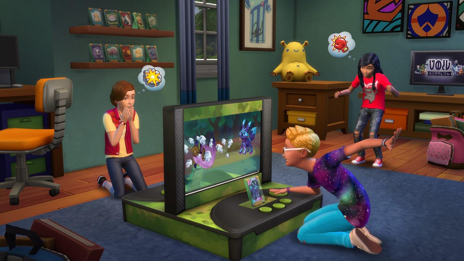 The Sims 4 Kids Room Stuff Guide Bahasa Indonesia