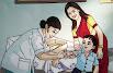 मीजल्स खसरा रूबैला टीकाकरण