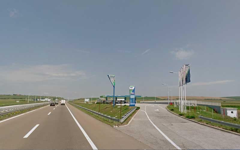 OMV Petrol Novi Sad (Macaristan Yönü)