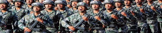 Beijing Forcing Tibetan Students To Undergo Military Training