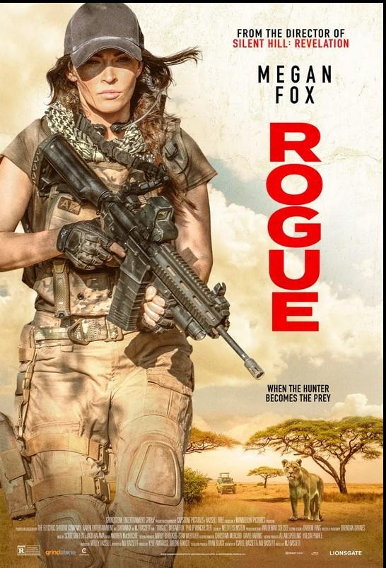 Rogue 2020 x264 720p WebHD English Hindi Tamil Telugu Bihari Knnada GOPI SAHI
